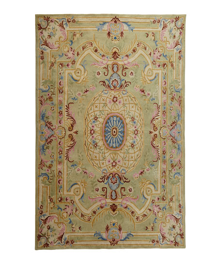Declan Hand-Tufted Rug, 4' x 6'