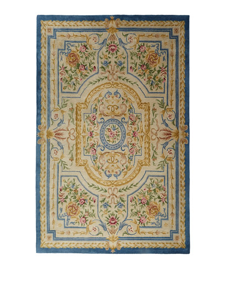 Jameson Hand-Tufted Rug, 5' x 8'