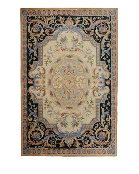 Caden Hand-Tufted Rug, 5' x 8'