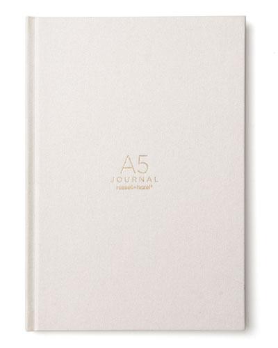 A5 Bookcloth Journal
