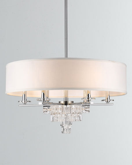 Addison 6-Light Polished Chrome Chandelier