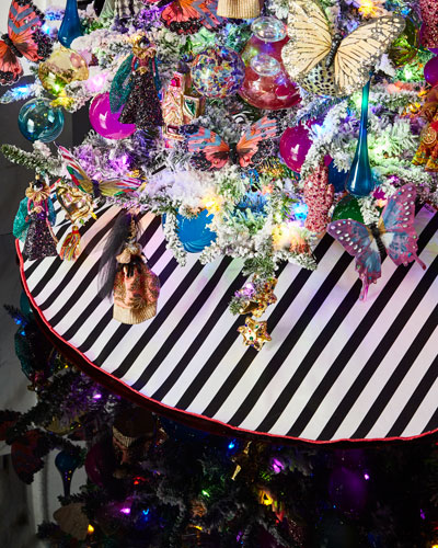 Christian Lacroix Tree Skirt