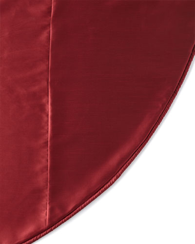 Maximus Round Tablecloth with Piping