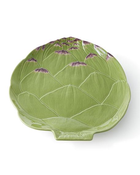 """Artichoke Platter, 13.5"""""""