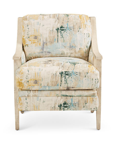 Transitional Arm Chair