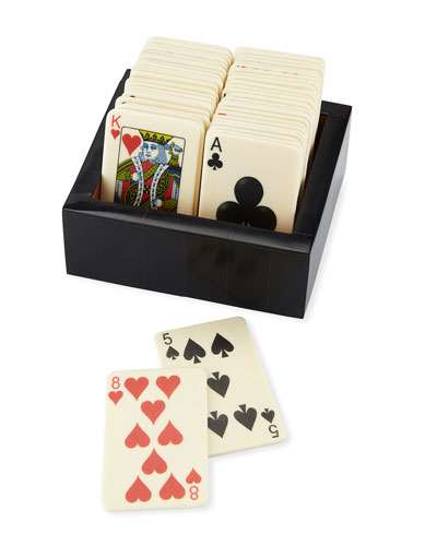 Cardshark Decorative Card Box