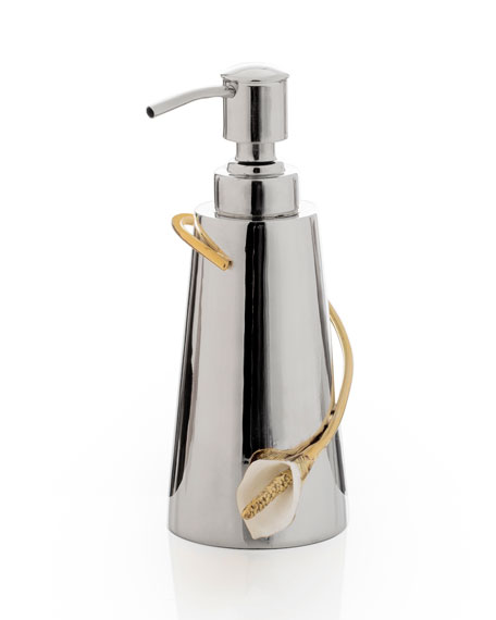 Michael Aram Calla Lily Soap Dispenser