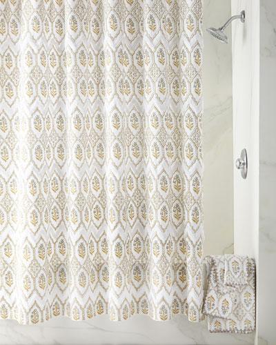 Sahasa Shower Curtain