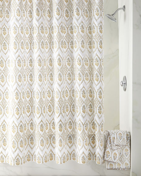 Sahasa Shower Curtain