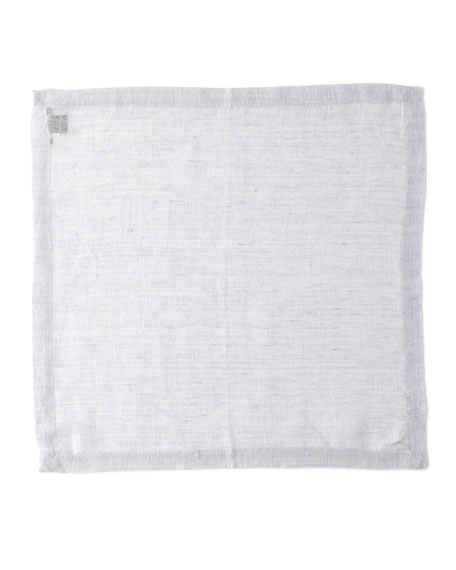 Chambray Gauze Linen Napkin