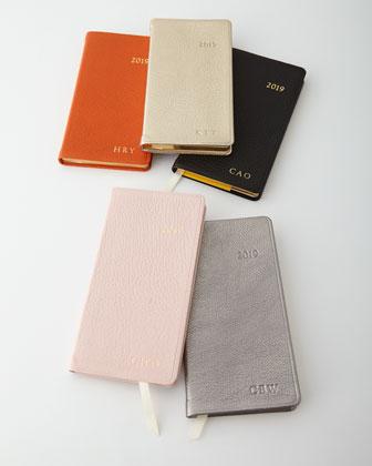 Personalized 2019 Pocket Datebook