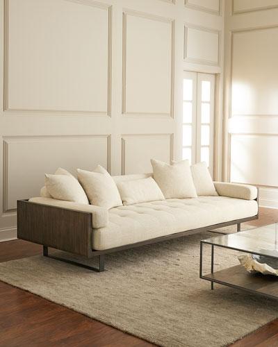 Preston Modern Tufted Sofa 99
