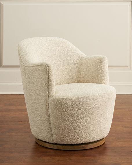 Elton Chenille Chair
