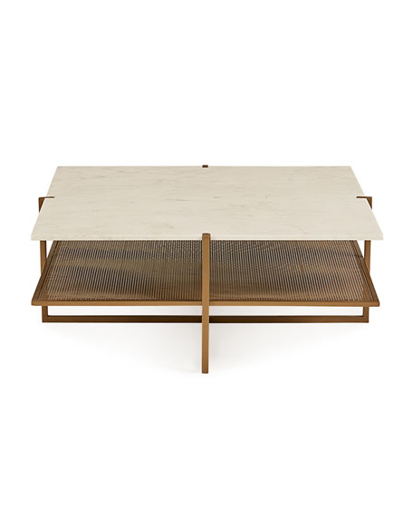 Edwin Square Coffee Table