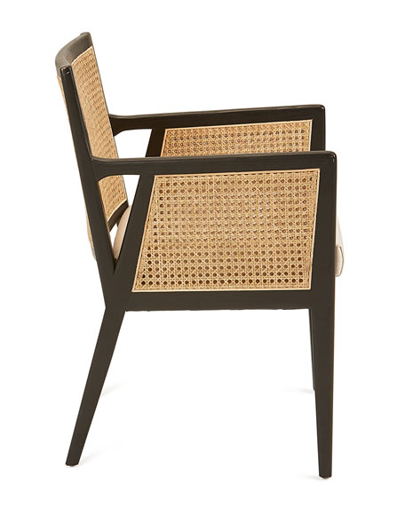 Surprising Callie Cane Dining Arm Chair Ibusinesslaw Wood Chair Design Ideas Ibusinesslaworg