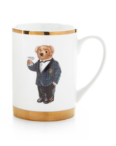 Thompson Mugs, Set of 4