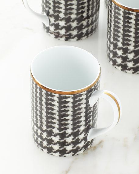 Wessex Mugs, Set of 4