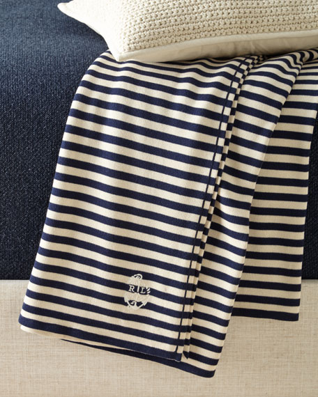 Ralph Lauren Home Colleen Throw Blanket