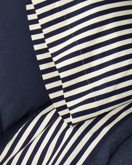 Ralph Lauren Home Camron Striped California King Fitted