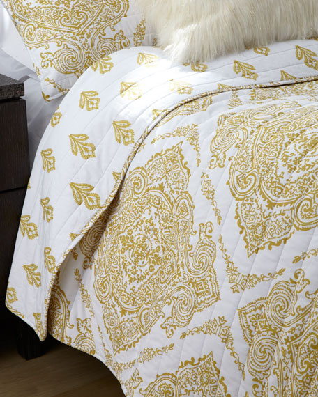 Design Source Eliza 3-Piece King Quilt Set