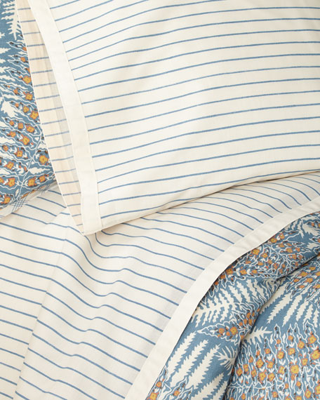 Hadley Stripe Queen Sheet Set