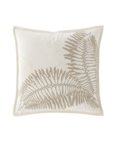 Hadley Embroidery Decorative Pillow