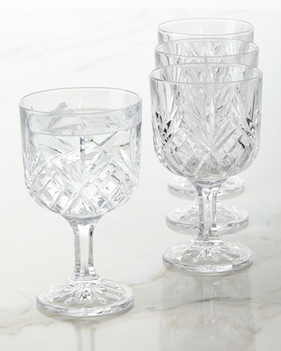 Dublin Gin Glasses, Set of 4
