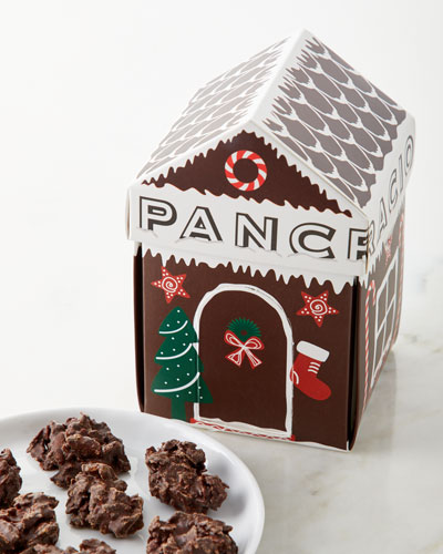 Little Christmas House - Chocolate Clusters