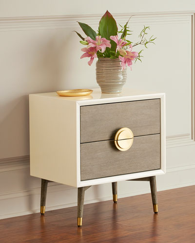 Darling Lacquer Bedside Chest