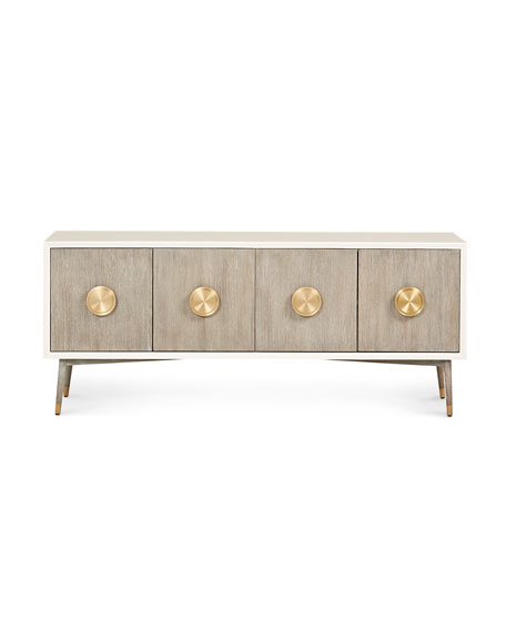 Darling Lacquer Console