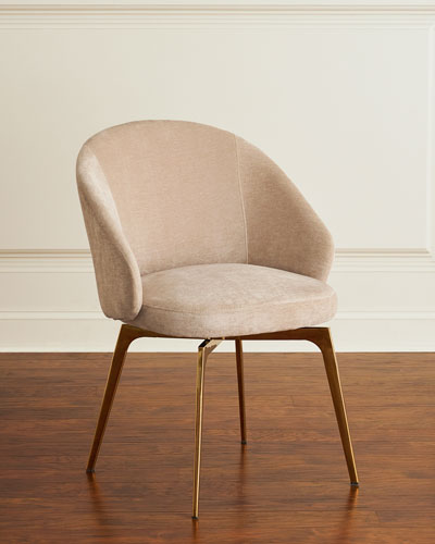 Cynthia Chenille Dining Chair