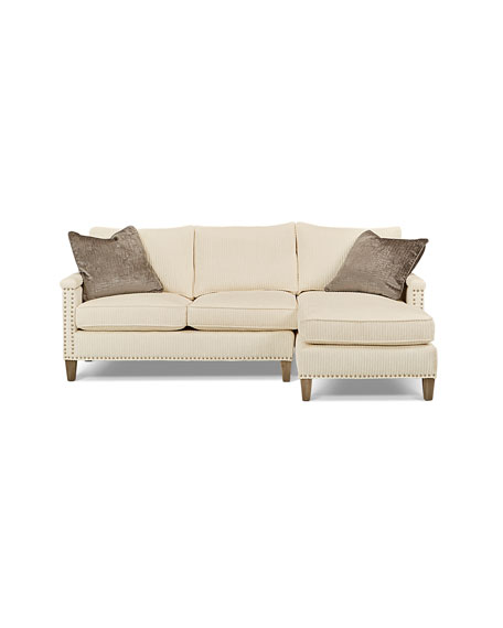 Derek Left-Facing Sectional Sofa