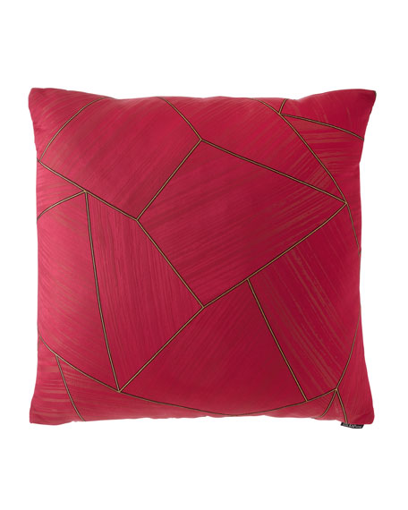 Eclectic Line Pillow
