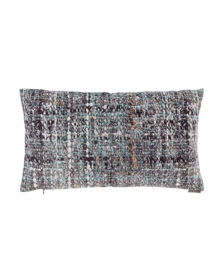 Boucle Seascape Pillow