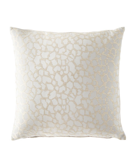 Eastern Accents Terrazzo Mist Knife Edge Pillow