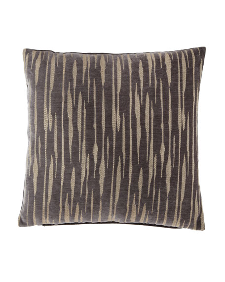 Miriam Smoke Decorative Pillow