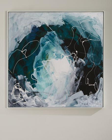 """""""Mother of Pearl"""" Wall Art by Caroline Watson"""