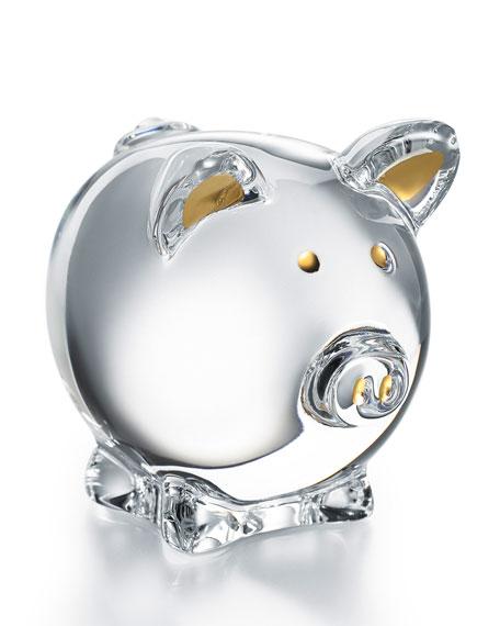 Baccarat Zodiac Pig