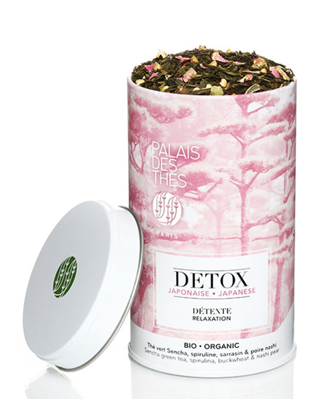Palais des Thes Japanese Detox Relaxation Tea