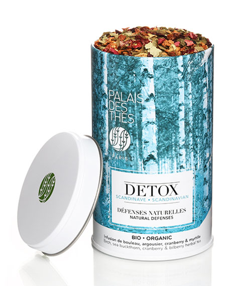 Palais des Thes Scandinavian Detox Natural Defenses Tea