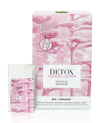 Japanese Detox Relaxation Tea Box Set