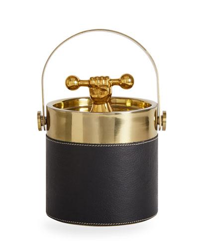 Barbell Ice Bucket