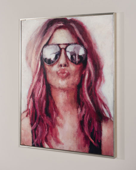 """Rock n' Roll"" Giclee Wall Art by Nava Lundy"