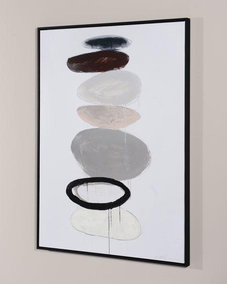 """""""Pondering Zen"""" Giclee Art"""
