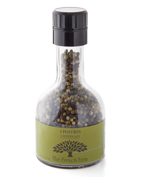 3 Pepper Mix Mill