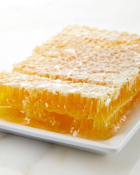 Acacia Honeycomb in a Tray