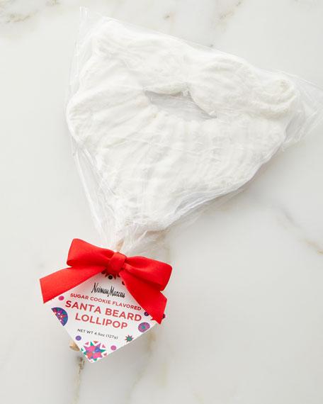 Santa Beard Lollipop