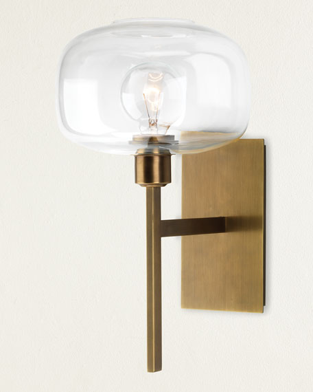 Jamie Young Scando Mod Wall Sconce