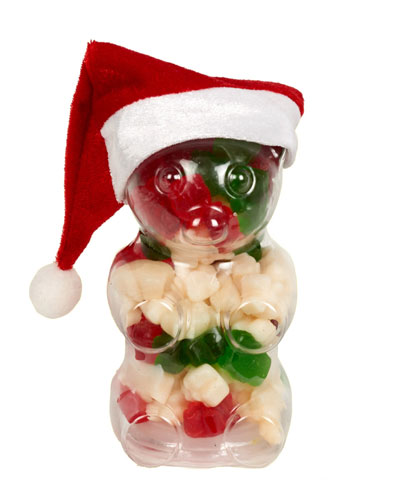 Gummy Bear Santa