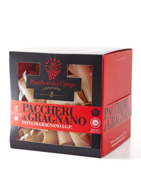 Paccheri Drum-Wheat Semolina Pasta - 500g